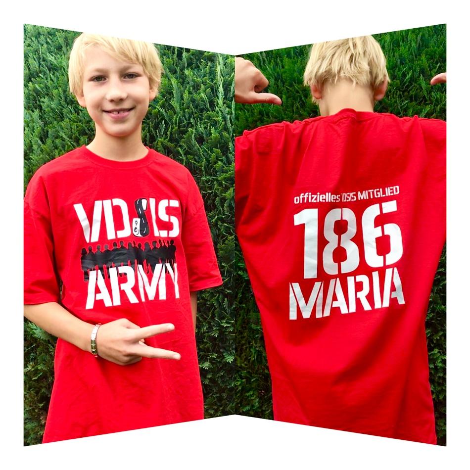 186 Maria vdsisarmy