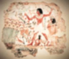 Egyptian Art Throwsticks Kylies Hunting Boomerangs
