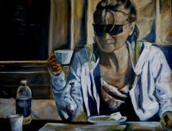 Un'espresso per Diane a Firenze