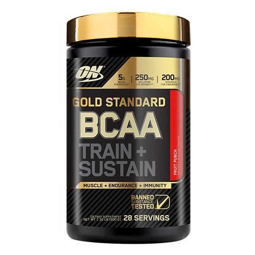 OPTIMUM NUTRITION GOLD STANDARD BCAA [260G]