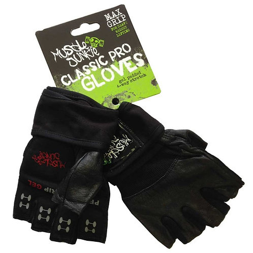 MUSCLE JUNKIE CLASSIC PRO GLOVES