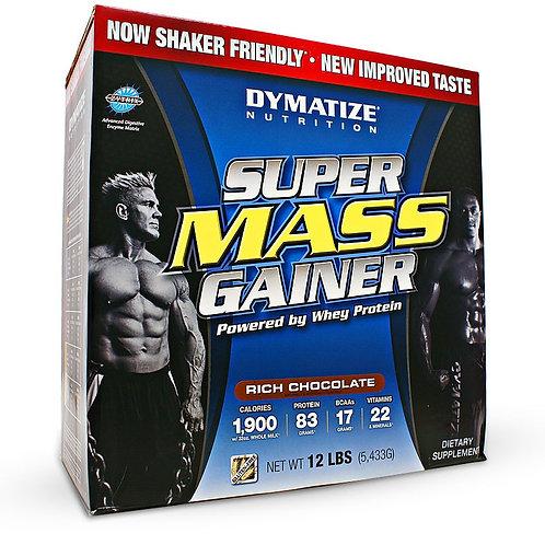 Dymatize Nutrition Super Mass Gainer 12LB