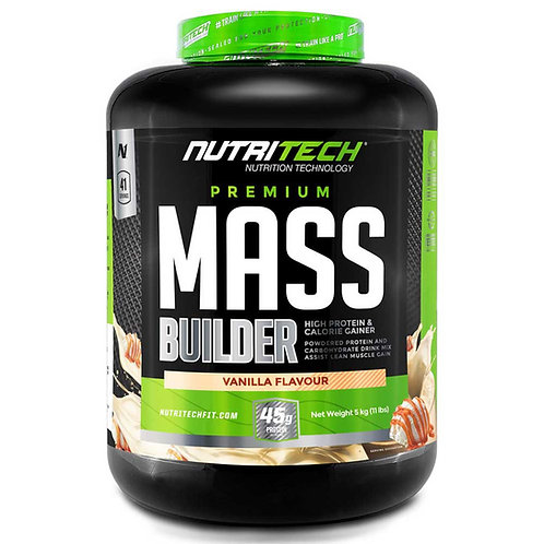 Nutritech Mass Builder 5KG