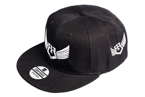 IR Fitness Wear SNAPBACK CAP (BLACK)