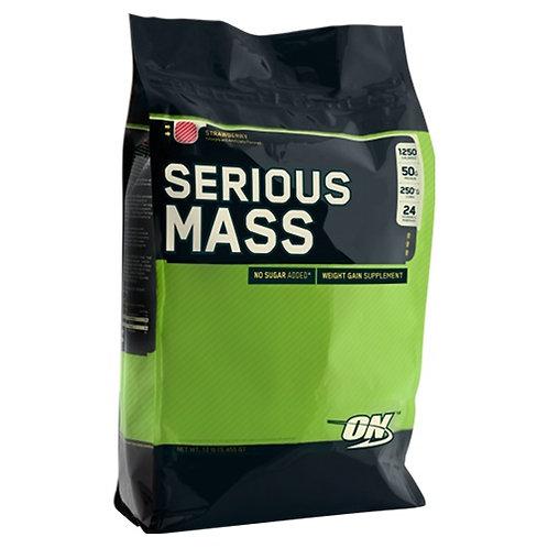 OPTIMUM NUTRITION SERIOUS MASS [5.4KG]