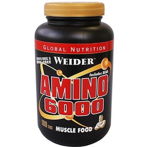 Weider Amino 6000 Tablets 180