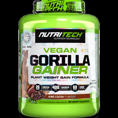NUTRITECH GORILLA GAINER 4KG