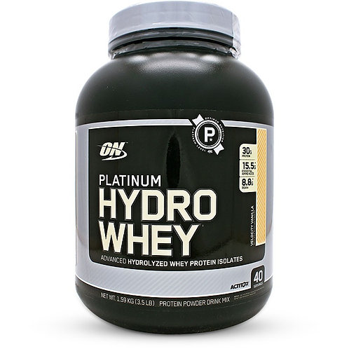 OPTIMUM NUTRITION PLATINUM HYDRO WHEY [1.5KG]