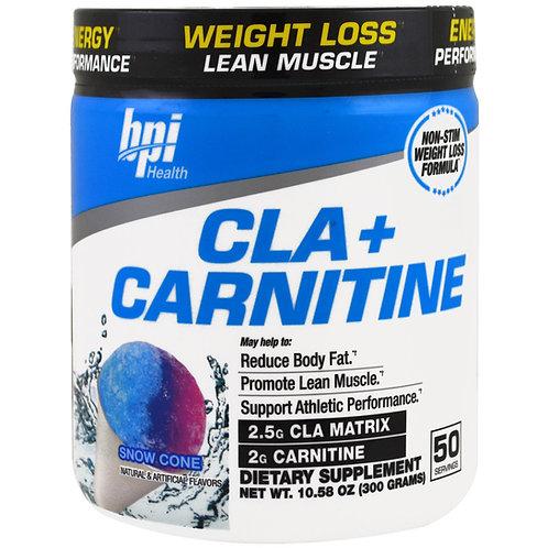 BPI  CLA + Carnitine (300 g)