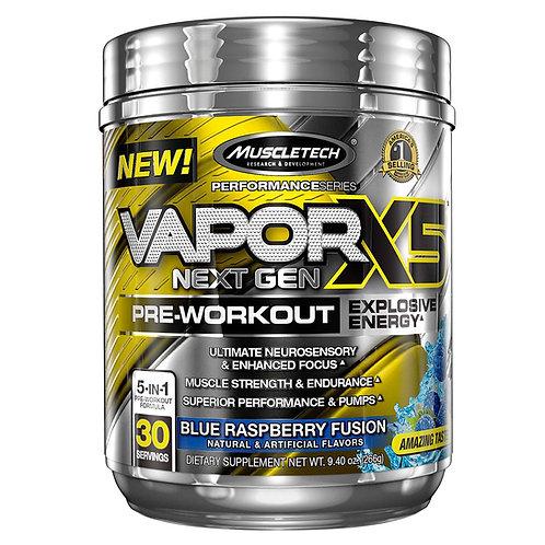 Muscletech VaporX5 Next Gen Pre-Workout 266G