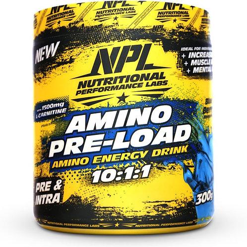 NPL Amino Pre-Load 300g