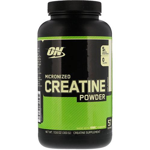 OPTIMUM NUTRITION CREATINE POWDER [300G]