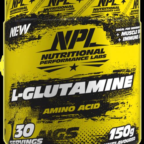 NPL L-GLUTAMINE  150G