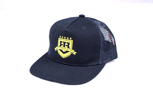 """IR FITNESS WEAR CAP """"LIMITED EDITION"""" BLUE/YELLOW"""