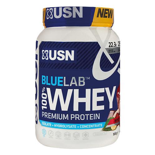 USN Blue Lab 100% Whey 908G