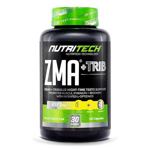 NUTRITECH ZMA + TRIB [120 CAPS]