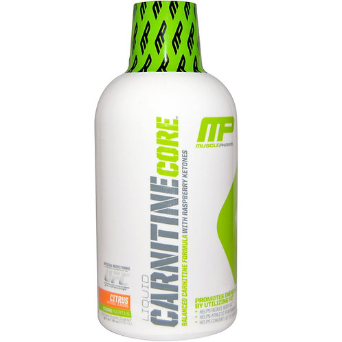 Muscle Pharm, Liquid Carnitine Core 473ml