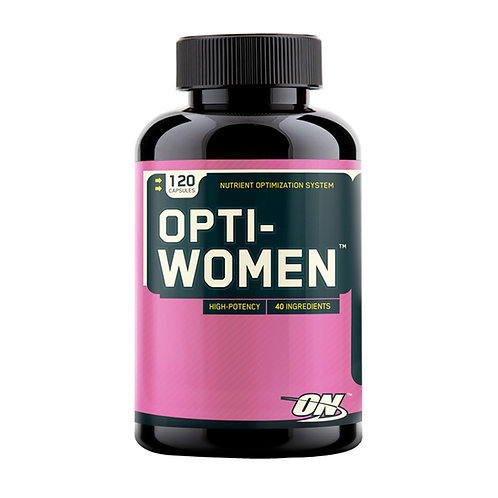 OPTIMUM NUTRITION OPTI-WOMEN [120 TABS]