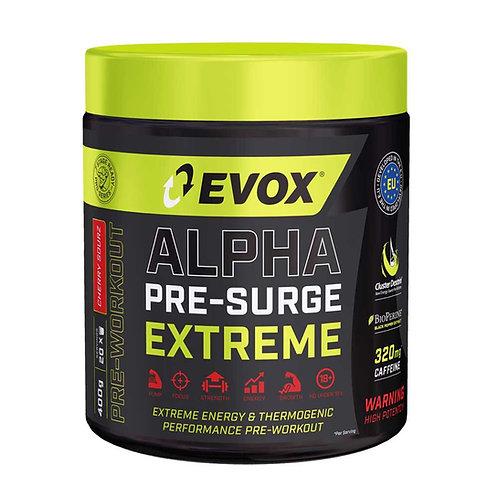 EVOX ALPHA THERMO SHRED POWDER [300G]