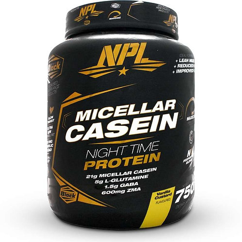 NPL MICELLAR CASEIN 750G