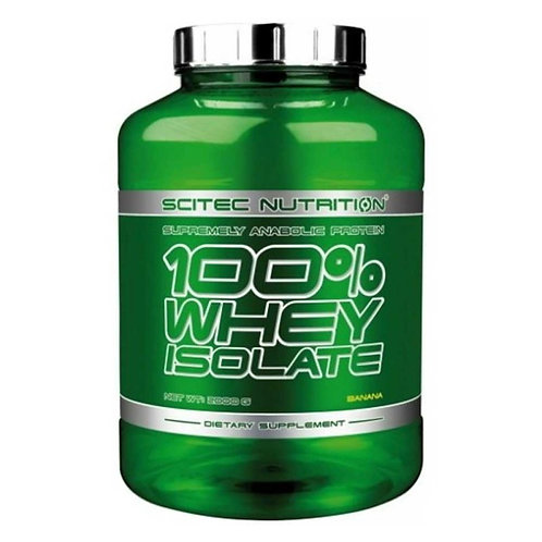 SCITEC NUTRITION 100% WHEY ISOLATE [2KG]