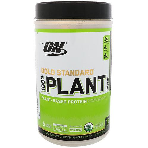 Optimum Nutrition Gold Standard 100% Plant-Based Protein 1.59 lb (722 g)