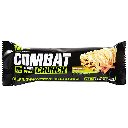Muscle Pharm Combat Crunch 63 g Each
