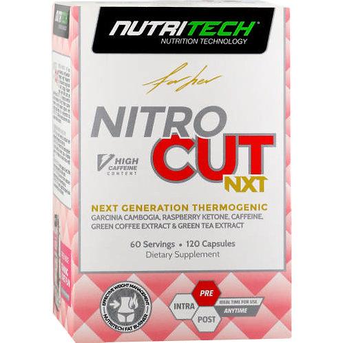 Nutritech Nitrocut NXT 120caps Womens Series