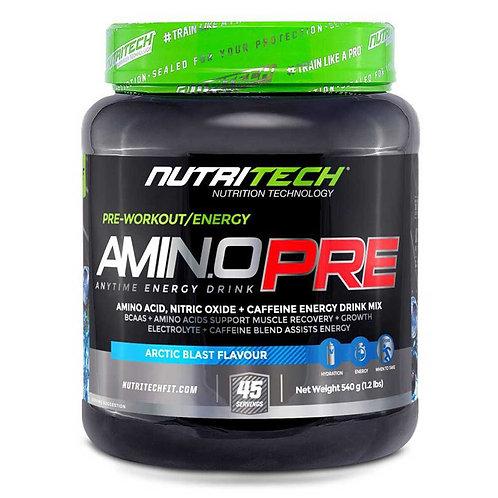 Nutritech Amino Pré 540g