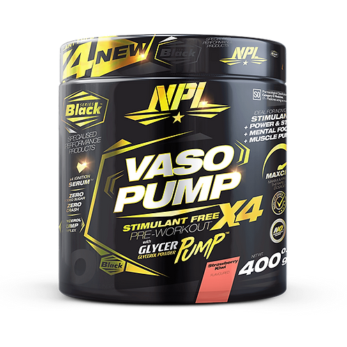NPL VASO PUMP 400G