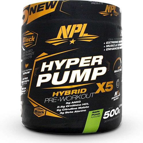 NPL HYPER PUMP HYBRID PRE WORKOUT 500G