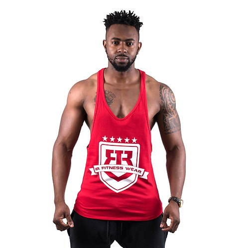 """IR FITNESS WEAR """"LIMITED EDITION"""" RED/WHITE"""