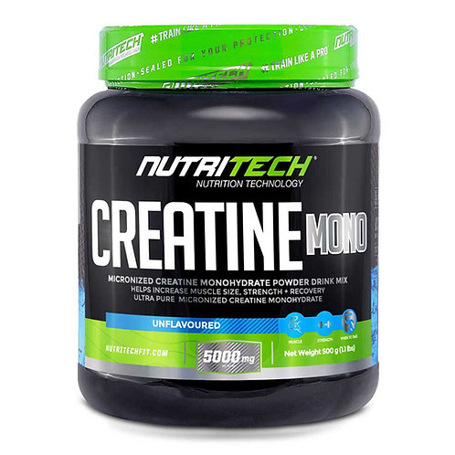 Nutritech creatine Monohidrata 500g