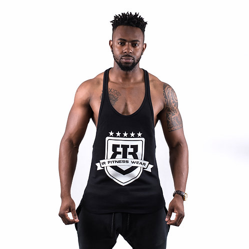 """IR FITNESS WEAR """"LIMITED EDITION"""" BLACK/WHITE"""