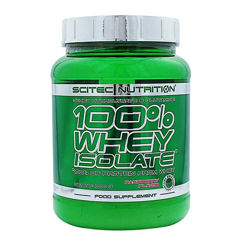 SCITEC NUTRITION 100% WHEY ISOLATE [700G]
