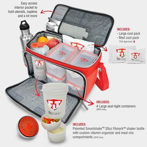 FITMARK THE BOX LG 4 MEALS