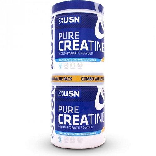 USN Creatine Monohydrate 205g + 205g