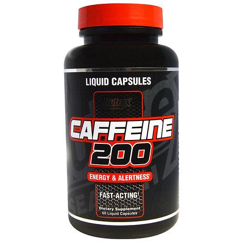 Nutrex Caffeine 200mg 60Caps