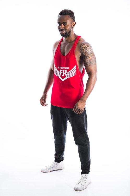 IR Fitness Wear TANK ( RED )