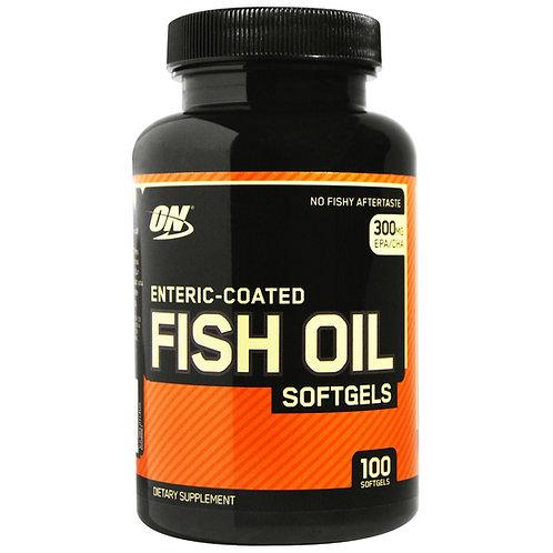 OPTIMUM NUTRITION FISH OIL 100 GELS