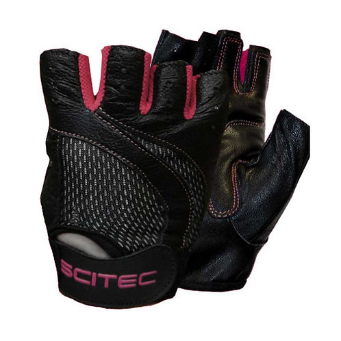SCITEC NUTRITION PINK STYLE GLOVE [PINK]