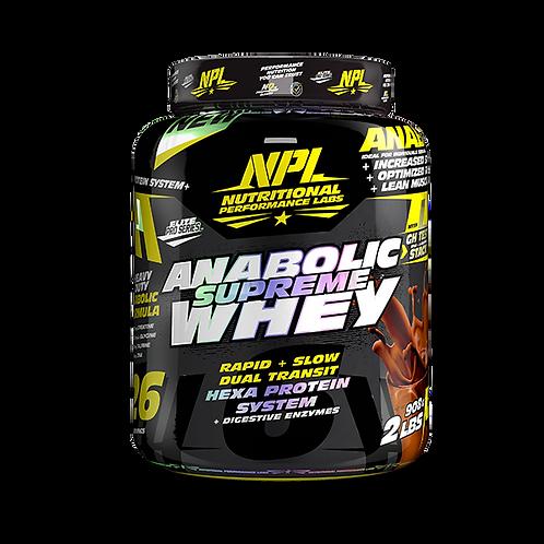 NPL Supreme Anabolic Whey 1kg