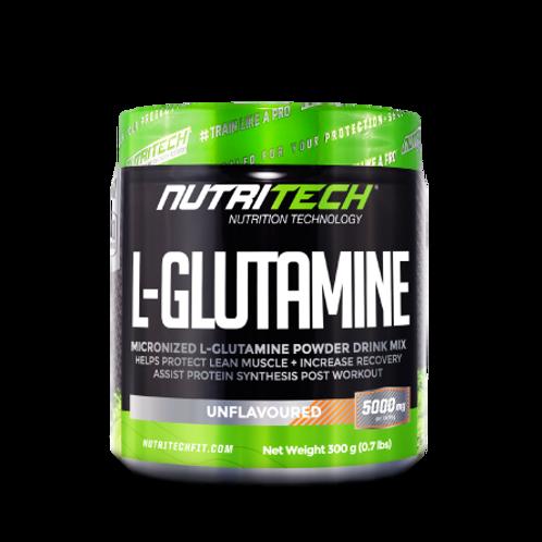Nutritech L-Glutamine 300g