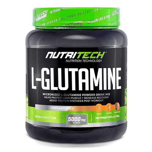 Nutritech L-Glutamine 500g