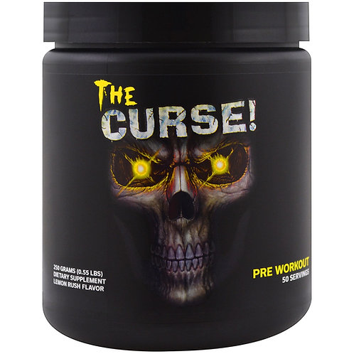 Cobra Labs The Curse Pre Workout (250g)