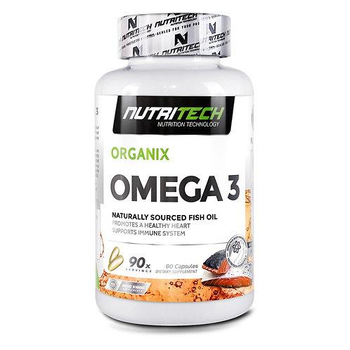Nutritech Omega-3 90caps