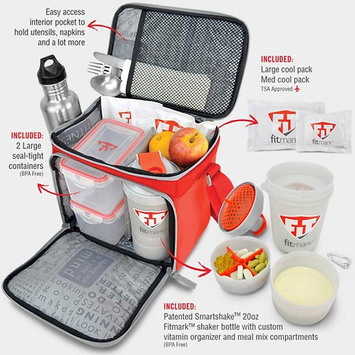 FITMARK THE BOX 2 MEALS
