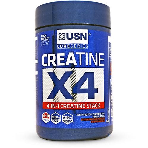 USN Creatine X4 60caps