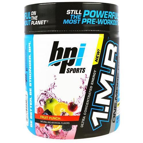 BPI 1.M.R Pre-Workout (240g)