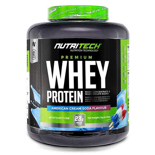 Nutritech Whey Protein 2KG